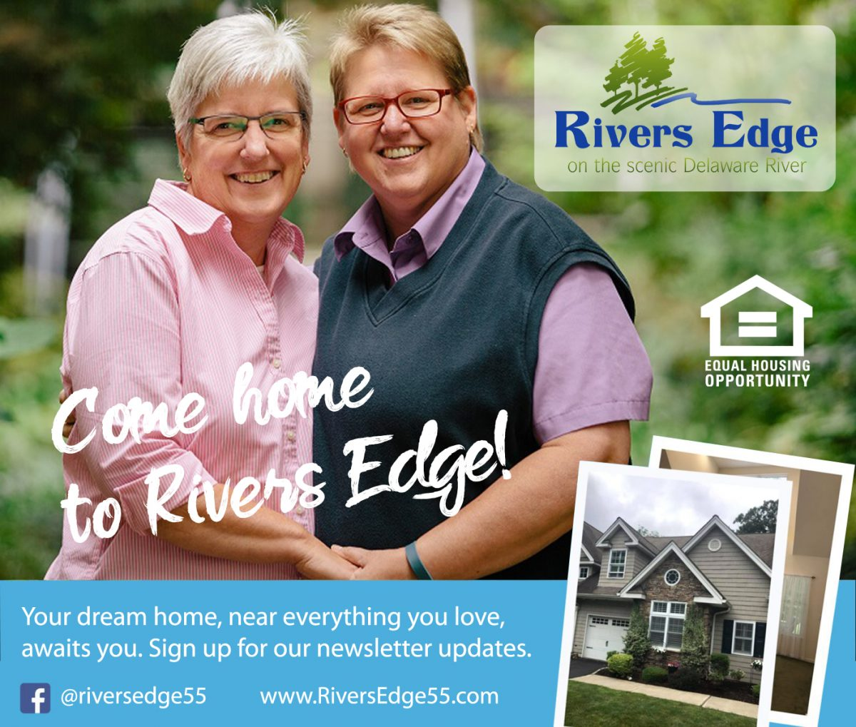 Come home to River's Edge